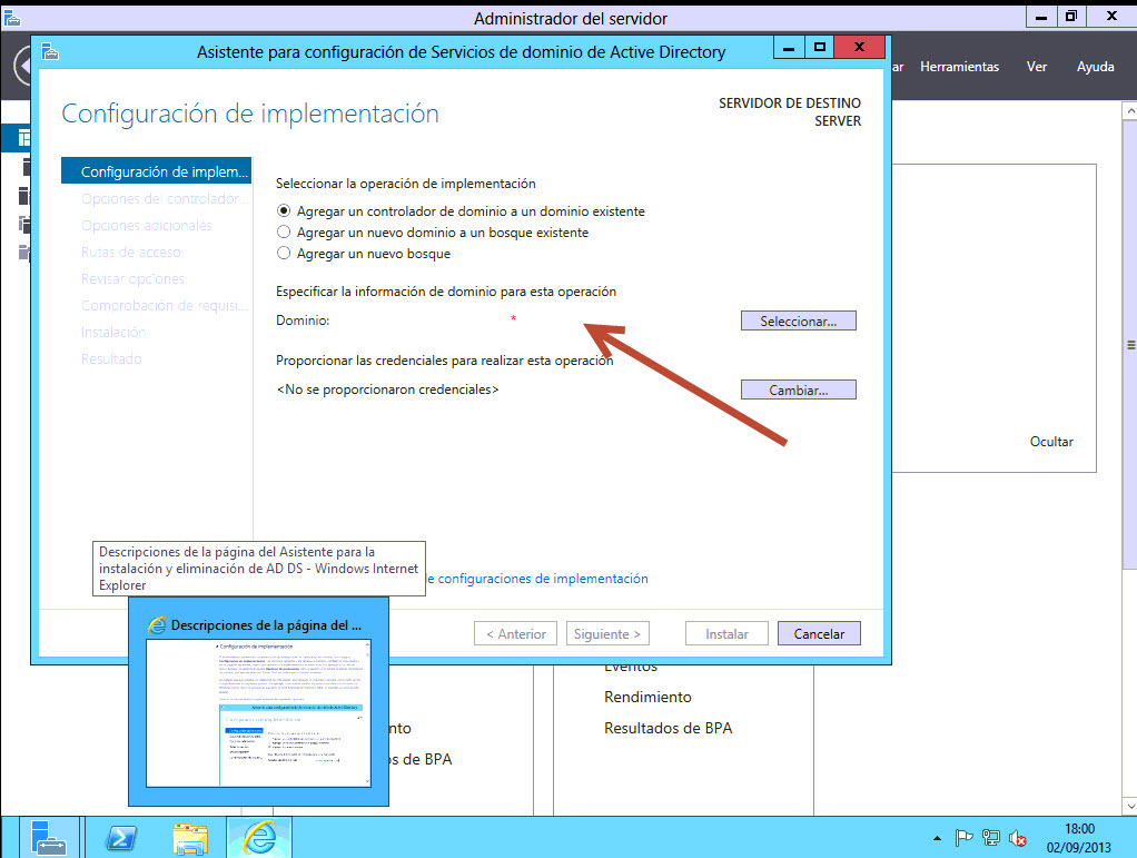 agregar-un-controlador-de-dominio-a-un-dominio-existente