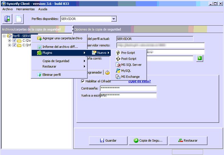 syncrify servidor 5