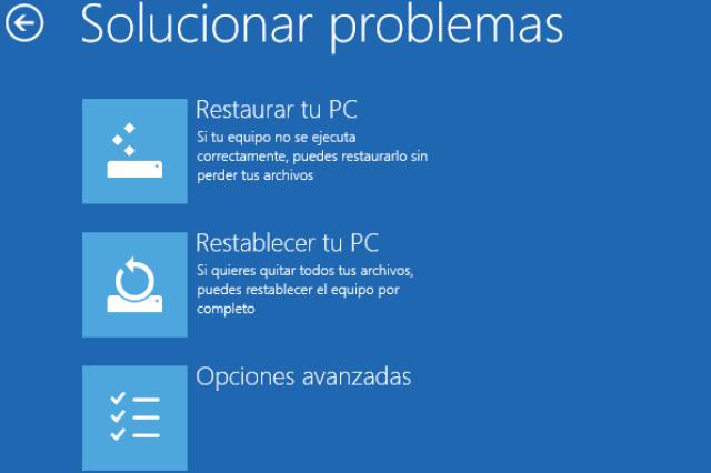 Reparar-Windows10
